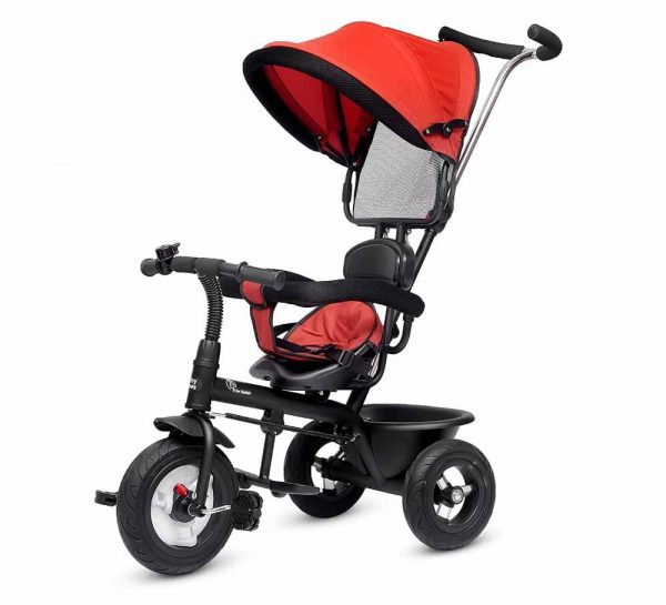 R for Rabbit Tiny Toes Sportz Baby Tricycle_Red