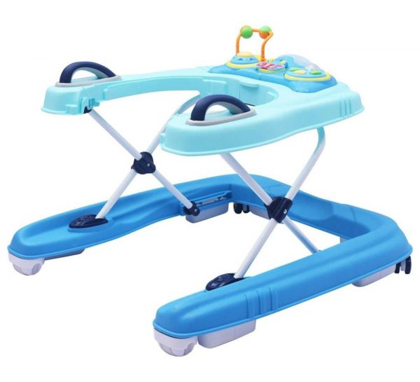 R for Rabbit Zig Zag Grand Anti Fall 3 in 1 Baby Walker_Blue 5