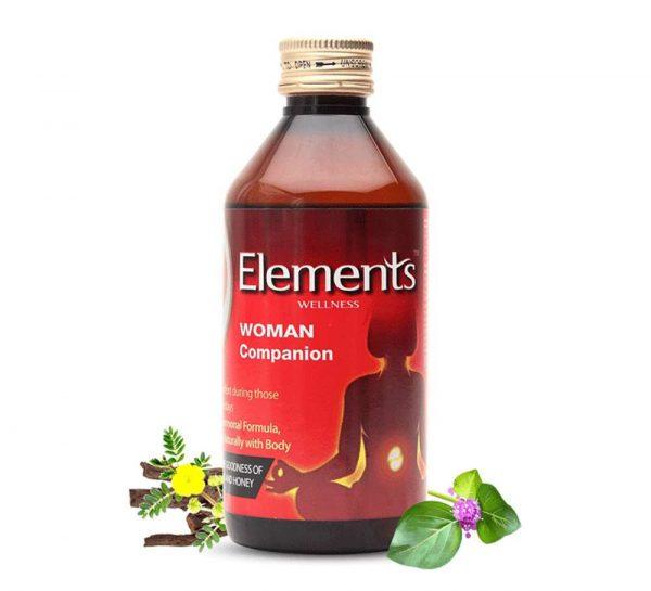 Elements Woman Companion_cover