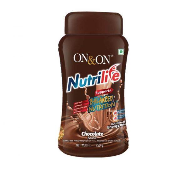 On & On Nutrilife Powder_chocolate