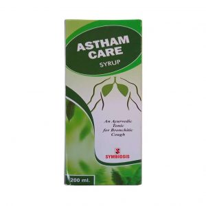 Astham Care Syrup_front