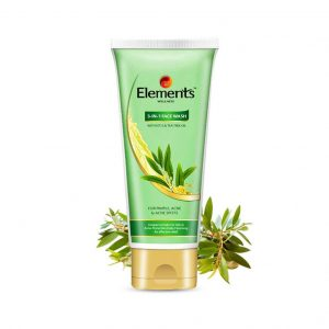 Elements Wellness 3 in 1 Face Wash_cover
