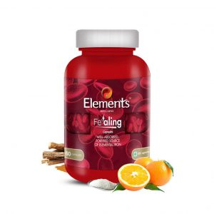 Elements Wellness Fealing Iron Capsules_cover