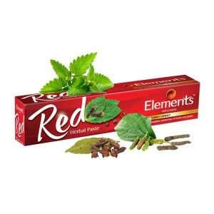 Elements Wellness Red Herbal Toothpaste_cover
