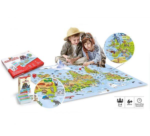 Geografika Explore The World Map_1