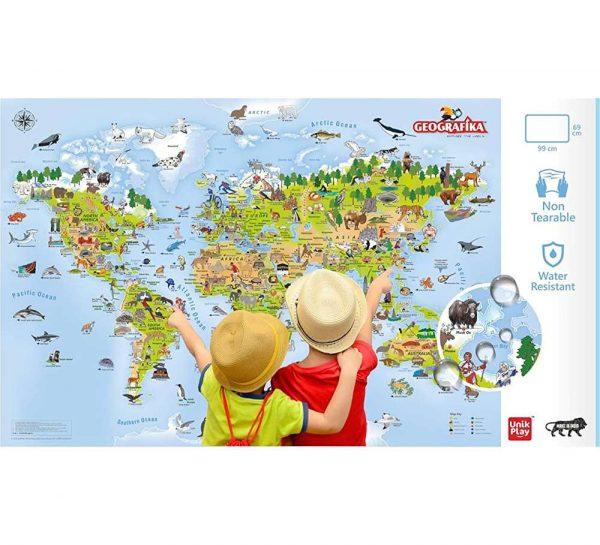 Geografika Explore The World Map_2