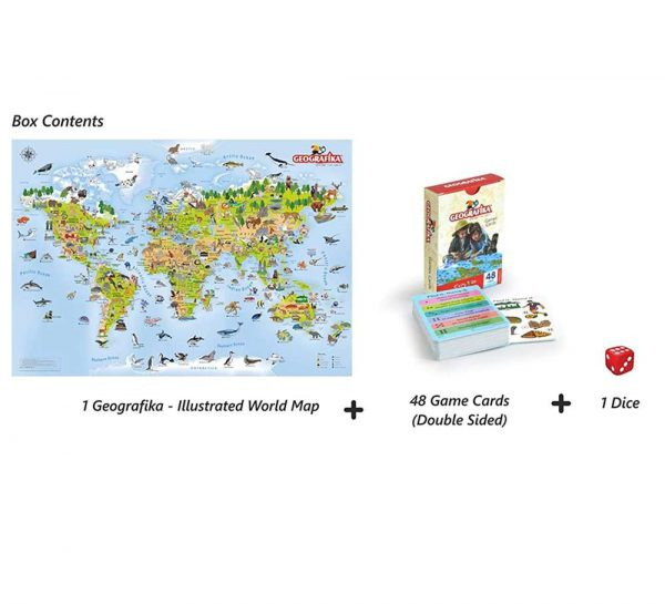 Geografika Explore The World Map_3