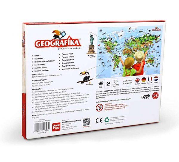 Geografika Explore The World Map_5