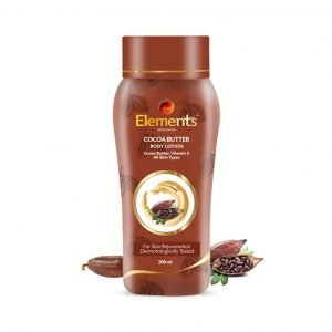 Elements Cocoa Butter Body Lotion_cover