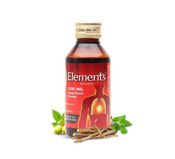 Elements Cof-Nil Cough Relief Formula_1
