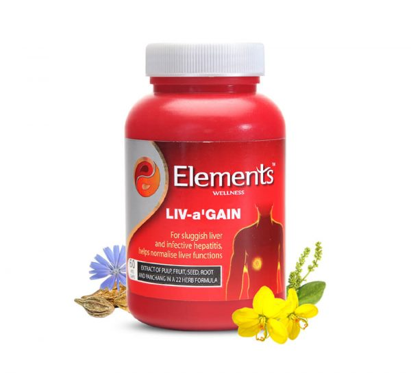 Elements Liv-a'Gain_cover