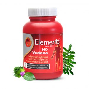 Elements Wellness No Vedana Capsules_cover