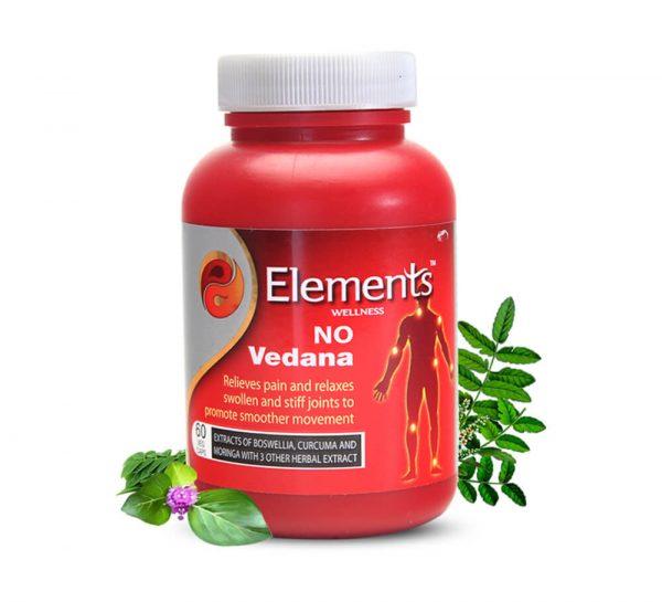 Elements Wellness No Vedana Capsules_cover