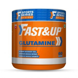 Fast&Up Glutamine Muscle Recovery_cover