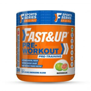 Fast&Up Pre Workout_cover