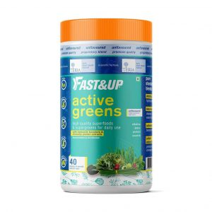 Fast&Up Terra Active Greens_cover
