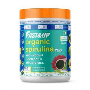 Fast&Up Terra Organic Spirulina Plus_cover