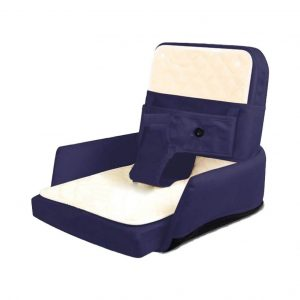 IBaby Multifunctional Baby Bed_Blue2