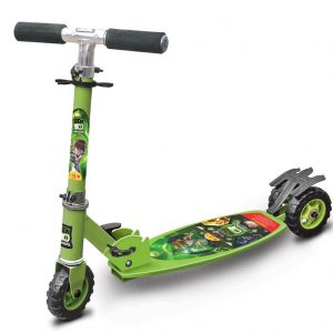 Toyzone Ben10 Scooty_cover