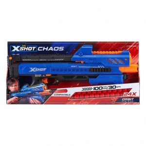 X-Shot Chaos Orbit_cover