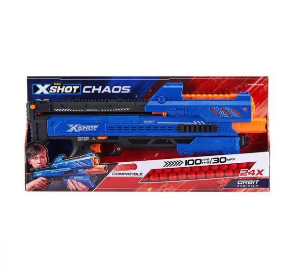 X-Shot Chaos Orbit_cover