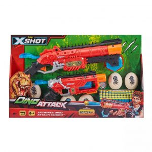 X-Shot Dino Attack Combo Pack_cover