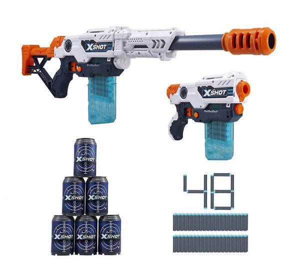 X-Shot Max Attack & Hurricane_cover