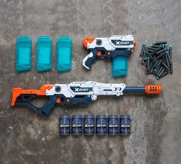 X-Shot Max Attack & Hurricane_cover2
