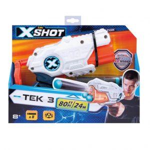 X-Shot TEK-3_cover1