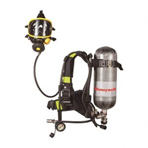 Honeywell T8000 SCBA_cover