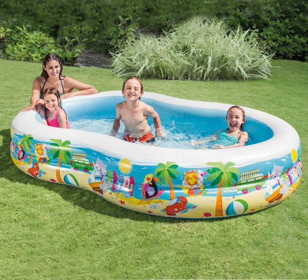 Intex 56490 Swim Center Seashore Pool_1