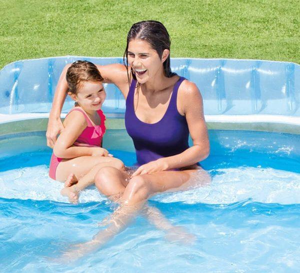 Intex 57190 Swim Center Family Lounge Pool_2