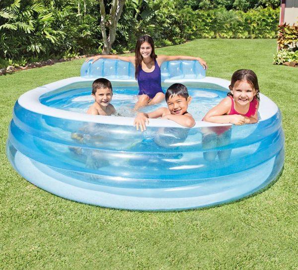 Intex 57190 Swim Center Family Lounge Pool_3