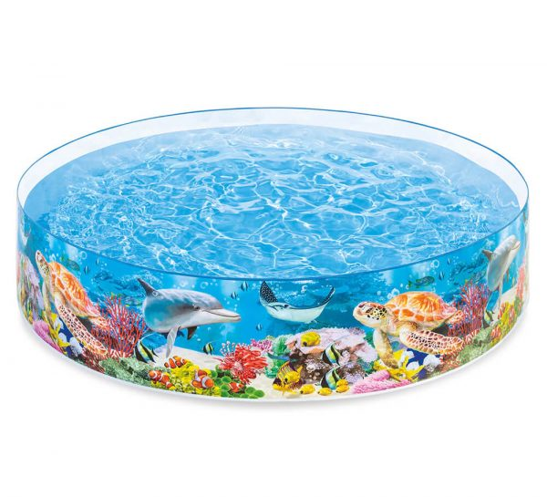 Intex 58472 Deep Blue Sea Snapset Pool_cover