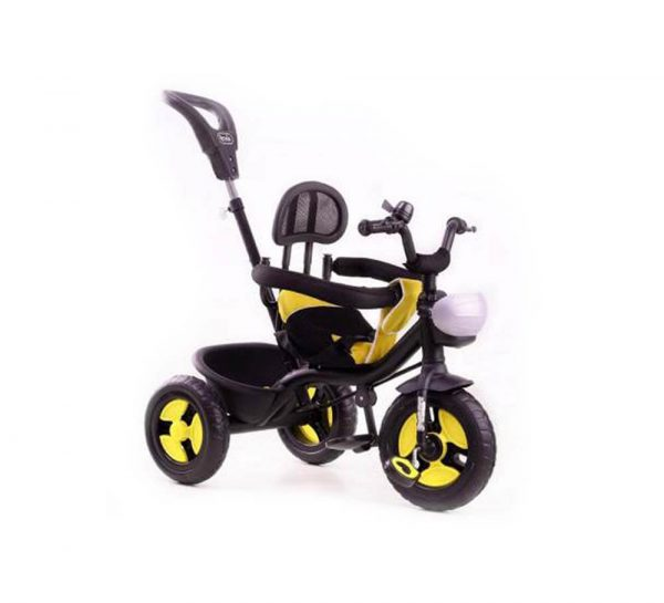 Luusa R1 Tricycle_Yellow