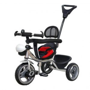 Luusa R1 Tricycle_cover