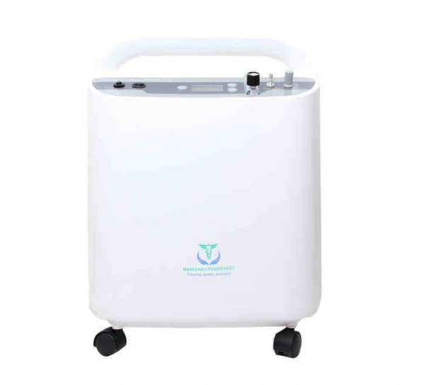 Nareena LifeScience Oxygen Concentrator_cover