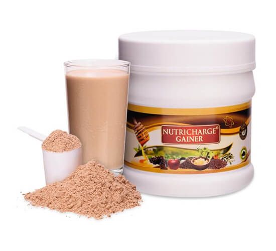 Nutricharge Gainer_cover