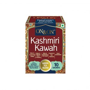 On & On Kashmiri Kawah Green Tea_cover