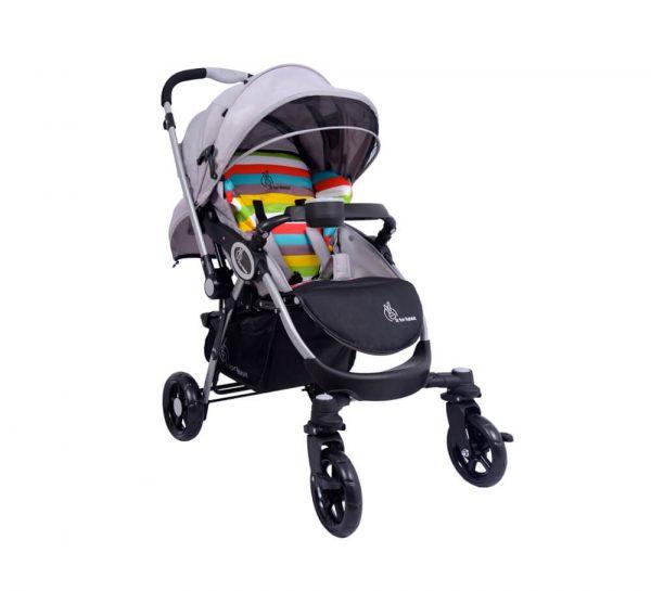 R for Rabbit Chocolate Ride Baby Stroller & Pram_Rainbow