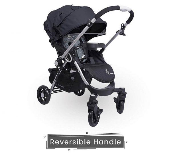 R for Rabbit Chocolate Ride Baby Stroller & Pram_cover1