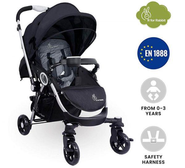 R for Rabbit Chocolate Ride Baby Stroller & Pram_cover3