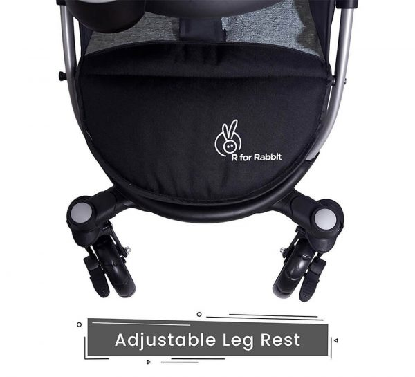 R for Rabbit Chocolate Ride Baby Stroller & Pram_cover5