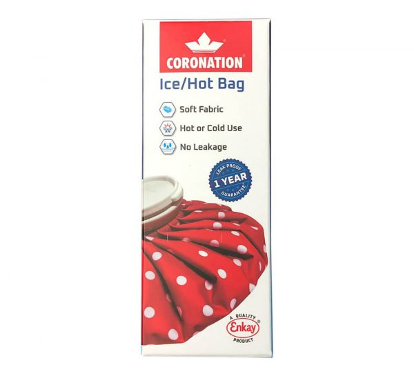 Coronation Ice and Hot Bag