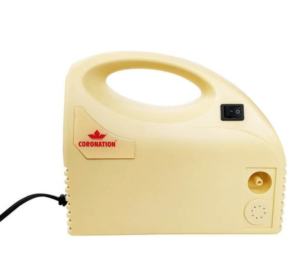 Coronation Nebulizer Machine_cover