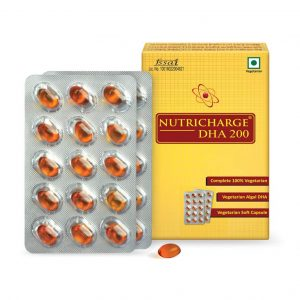 Nutricharge DHA 200mg_cover