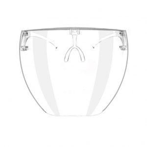Safety Face Shield Glass_Anti Fog