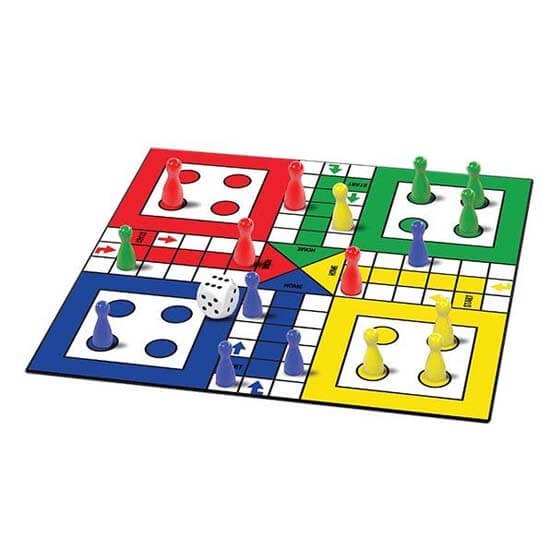 2 in 1 Ludo and Snakes & Ladder_cover1