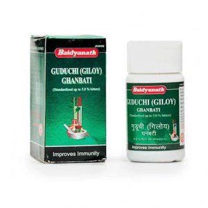 Baidyanath Guduchi Giloy Ghanbati_cover