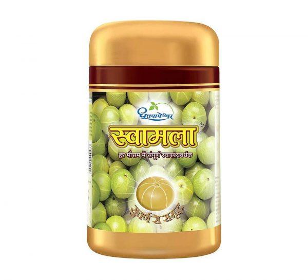 Dhootpapeshwar Swamala Chywanprash_cover